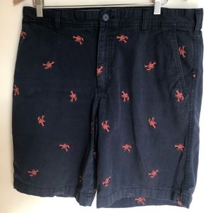 Izod- Salt Water Chino Shorts